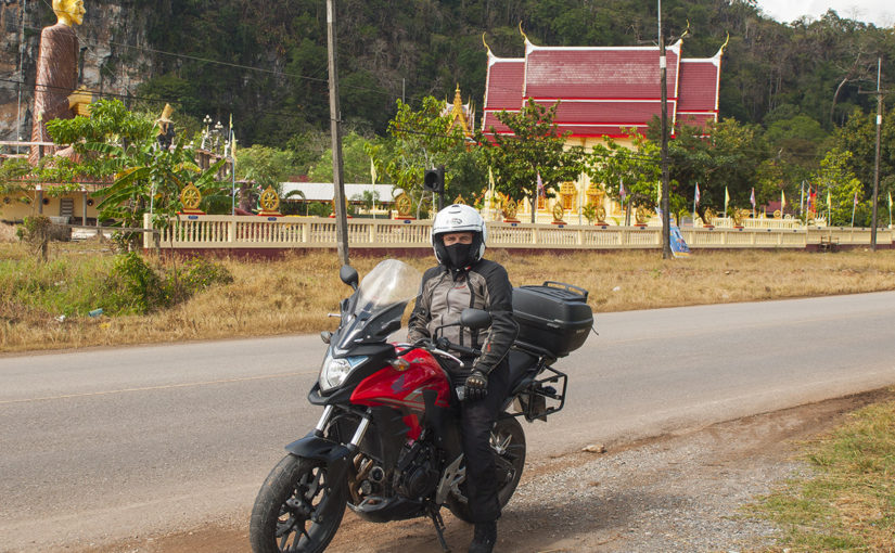 Weekend motorbike trip from Pattaya to Chantaburi by local roads